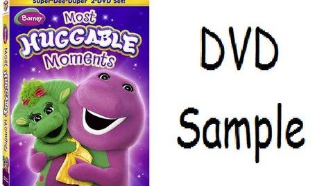 Barney Most Huggable Moments - DVD Sample