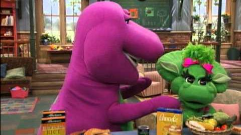 Barney Shake Your Dino Tail!