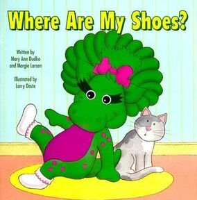 Where Are My Shoes