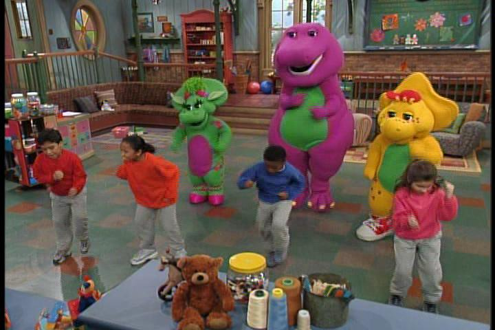 Coming On Strong | Barney Wiki | FANDOM powered by Wikia