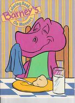 Barneycoloringbookonmanners