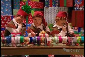 Santaswrappingcrew