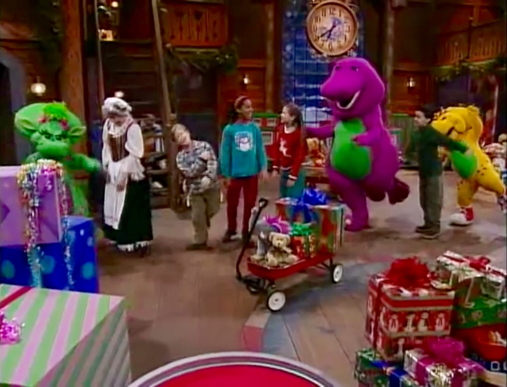 The 12 Days Of Christmas | Barney Wiki | FANDOM powered by Wikia