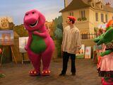 Bonjour, Barney!: France