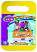 Barney's Adventure Bus UK DVD re-release 2007