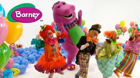Barney- Laugh With Me