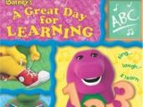 Barney's A Great Day for Learning