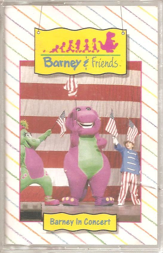 Image Uncookedpng Barney Wiki FANDOM Powered By Wikia - Concert barney wiki