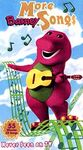 More Barney Songs