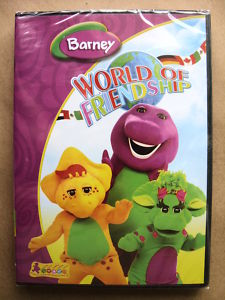 Barney World of Friendship