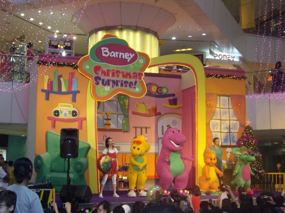 Christmas Surprise!   Barney Wiki   FANDOM powered by Wikia