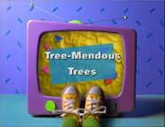 Tree-Menous Trees