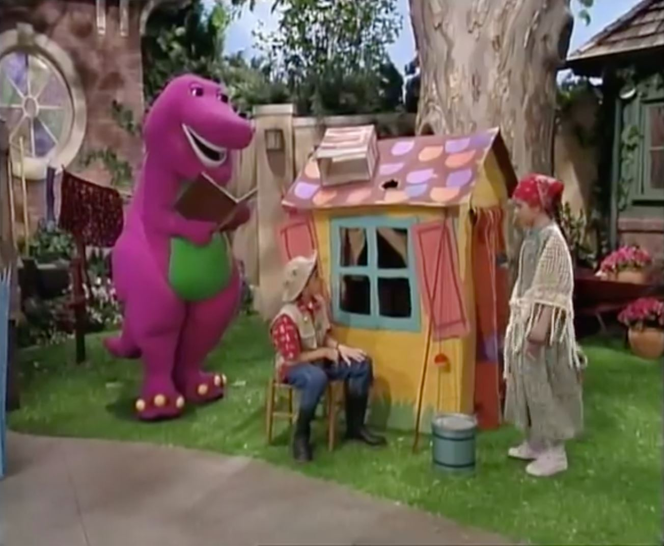 Once Upon A Fairy Tale   Barney Wiki   FANDOM powered by Wikia