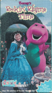 Barney's Rockin' Rhyme Time