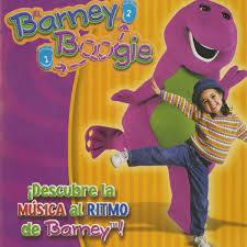 14. El barney boogie (December 2007)