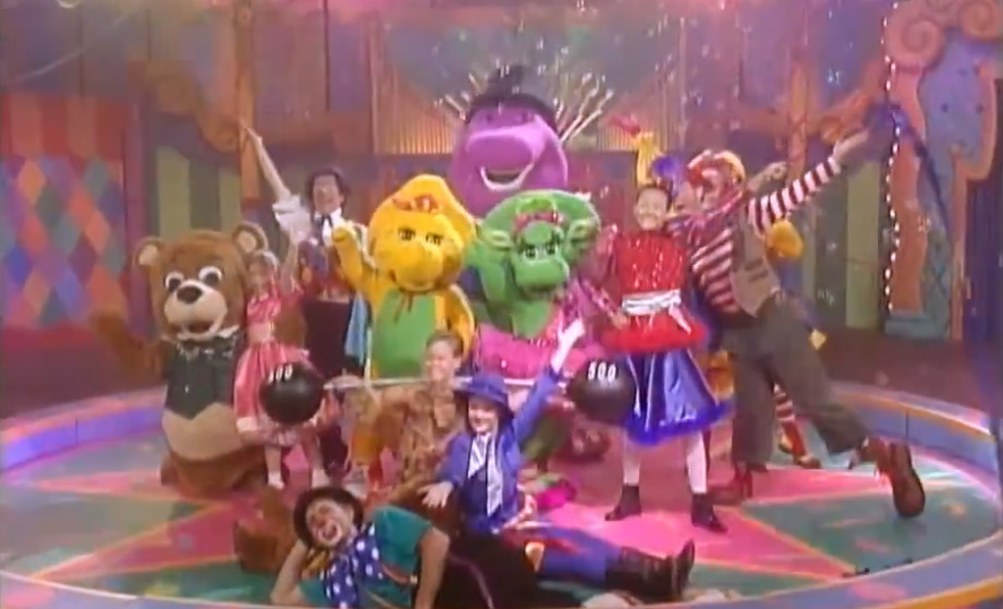 Barney\'s Super Singing Circus | Barney Wiki | FANDOM powered by Wikia