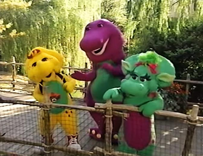 Lets Go To The Zoo Barney Wiki Fandom Powered By Wikia