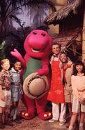 Barneyimagislandpromoshoot