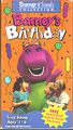 Barney's Birthday 1993 Cover.png