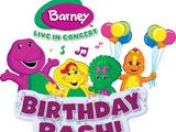 Barney Live in Concert - Birthday Bash!