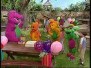 Barney's Birthday Song