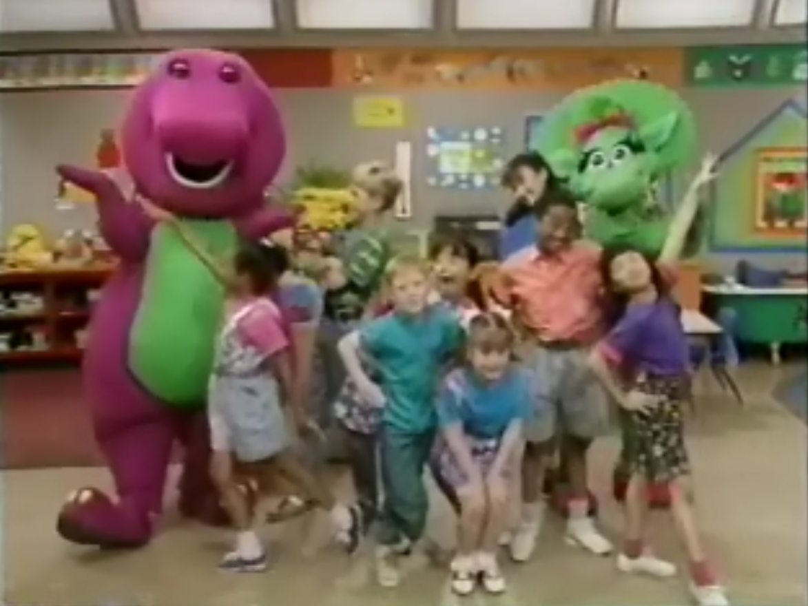 Everyone Is Special Barney Wiki FANDOM Powered By Wikia - Concert barney wiki