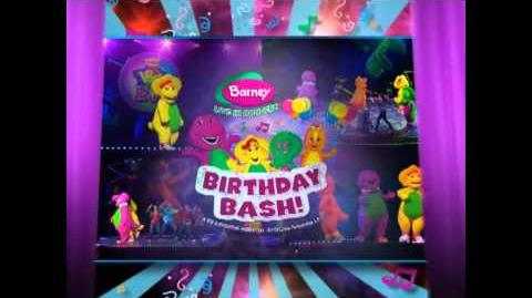 Barney Live in Concert - Birthday Bash coming to Florence, SC