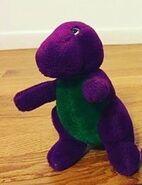 Backyard Gang Barney Plush (Dakin)   Barney Wiki   Fandom