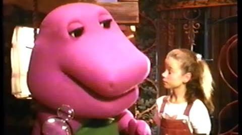 Barney's Great Adventure (1998) Trailer (VHS Capture)