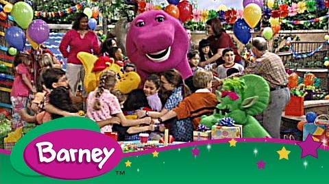 Barney - Barney's Joke Reel