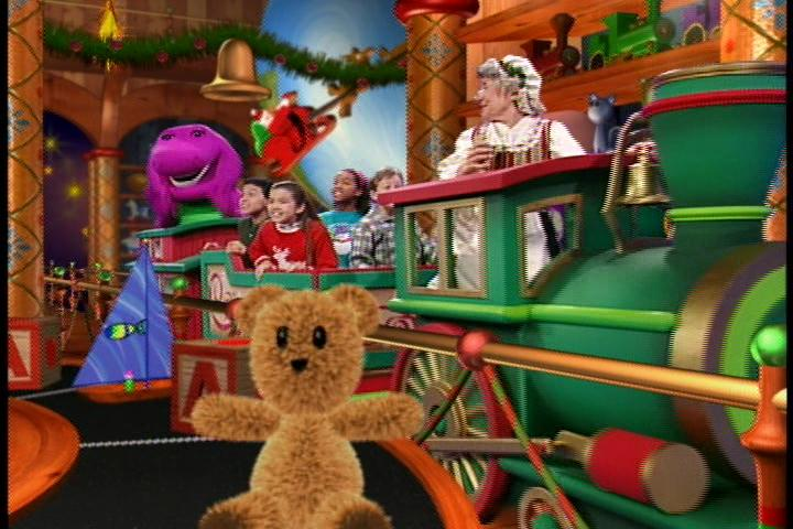 christmas is our favorite time of year - Barney Christmas Movie