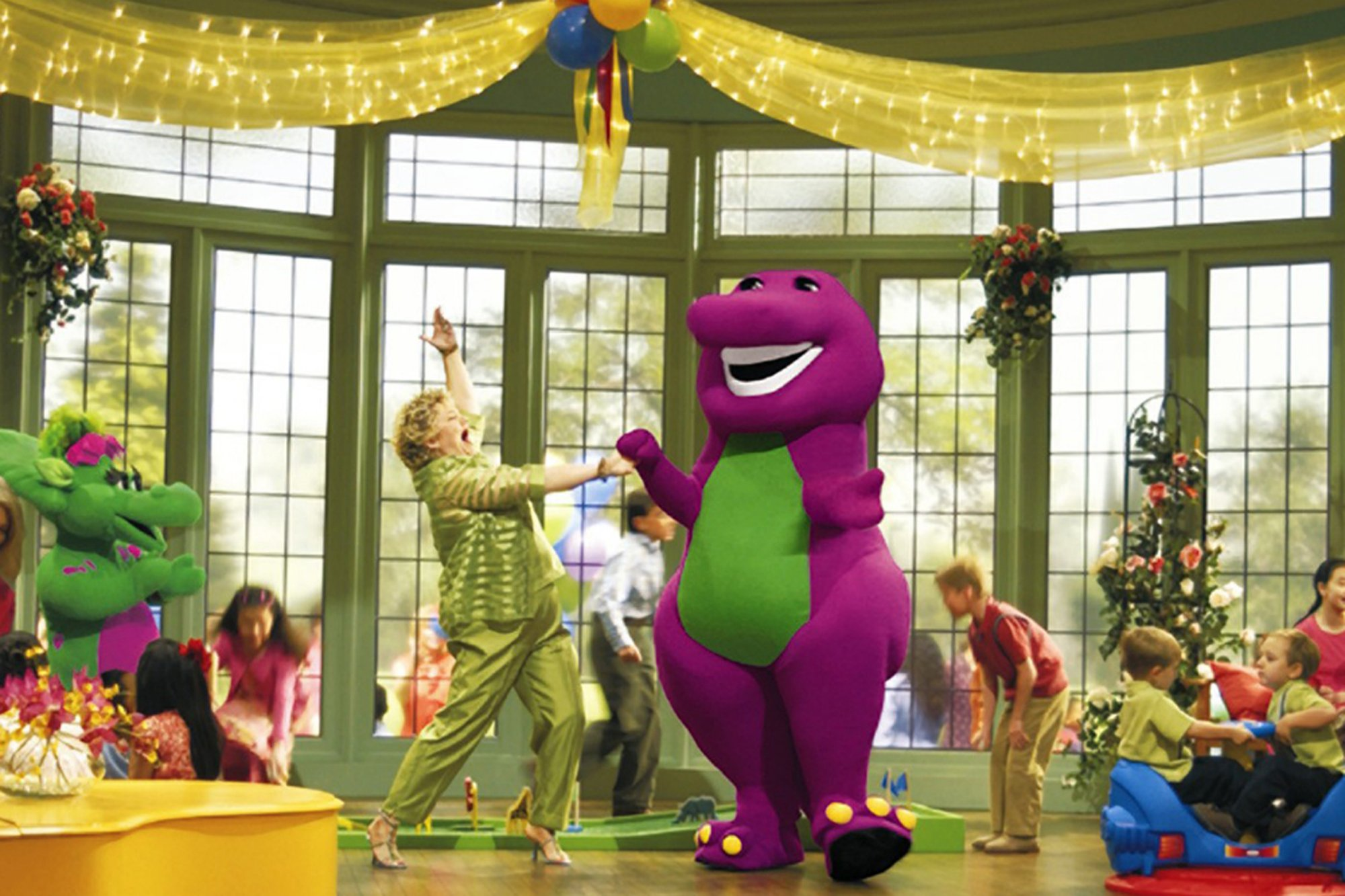 Barney\'s Best Manners: Your Invitation to Fun! | Barney Wiki ...