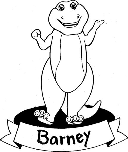 Barney S Protect Our Earth Coloring Book | Coloring Pages