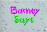 BarneySaysS2