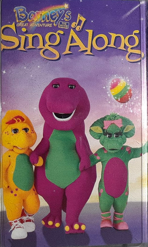 Barney S Great Adventure Sing Along Barney Wiki Fandom