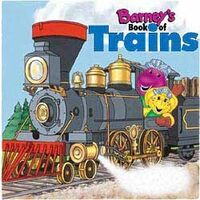 Barney Book of Trains