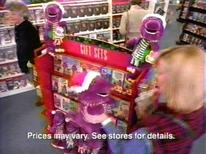 Barney at Blockbuster
