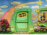 Barney's House