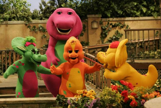 Baby Bop Barney And Friends Livedash