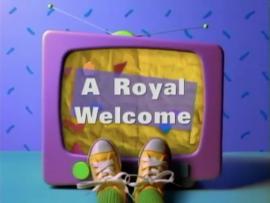 Aroyalwelcometitlecard