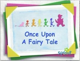 Once Upon a Fairy Tale