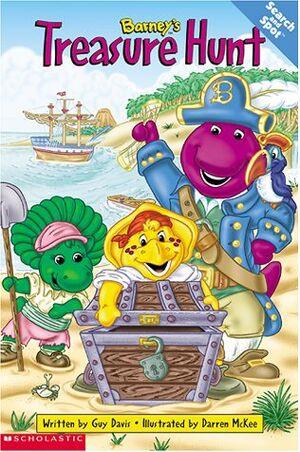 Barney Treasure Hunt