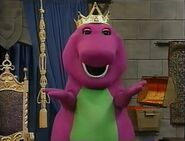 King Barney - Magical Musical Adventure