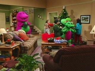 ohchristmastree - Barney Christmas Movie