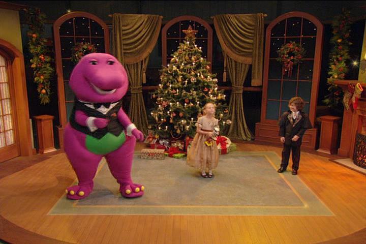 Barney A Very Merry Christmas The Movie Dvd.A Very Merry Christmas Barney Wiki Fandom Powered By Wikia
