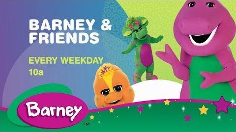 Barney 💖Things Barney Loves WATCH BARNEY ON UNIVERSAL KIDS!
