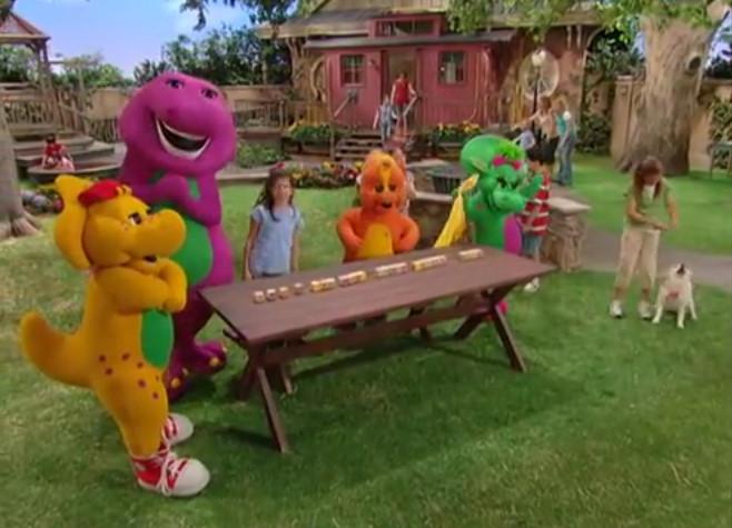 Barneys Animal Abcs Barney Wiki Fandom Powered By Wikia