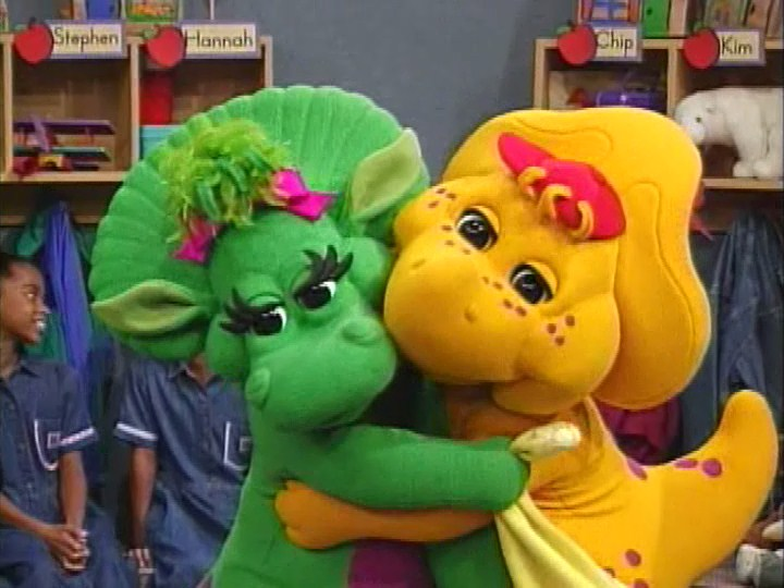 The Sister Song Barney Wiki Fandom Powered By Wikia