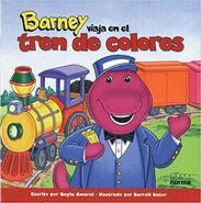 Barneyscolortrainspanish