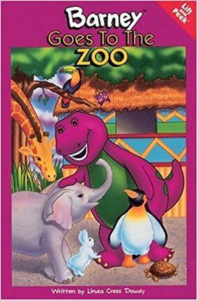 Barneygoestothezoo